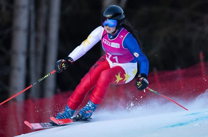 Filipina Alpine Skier Determined To Improve After Youth Olympic Games Stint