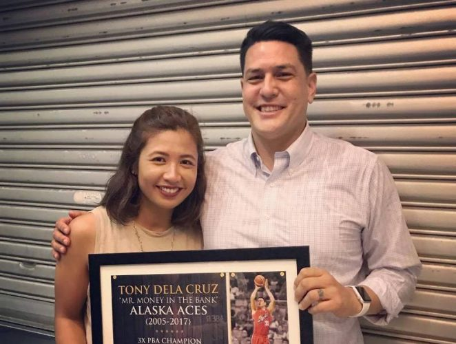 Retired PBA Cager and Former Maldita determined to conquer health hurdle