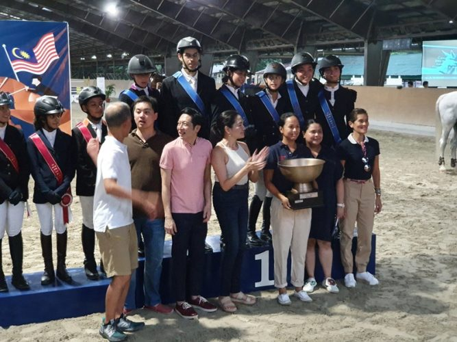 PH outpoints Malaysia at inaugural Riders Cup 2019